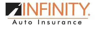 Auto Insurance Logo Infinity